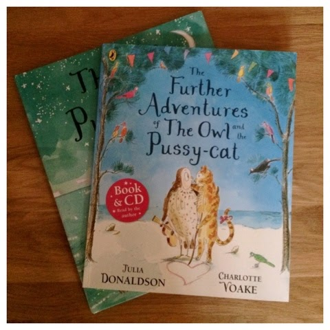 The Further Adventures of The Owl and the Pussy-cat: Review