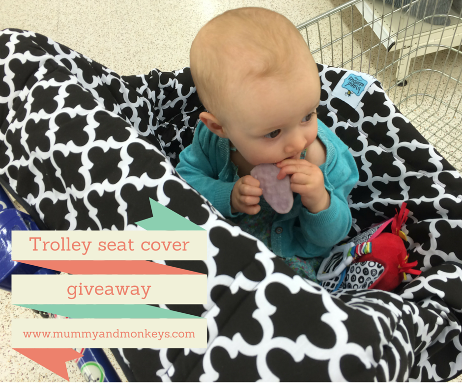 Trolley Seat Cover Giveaway