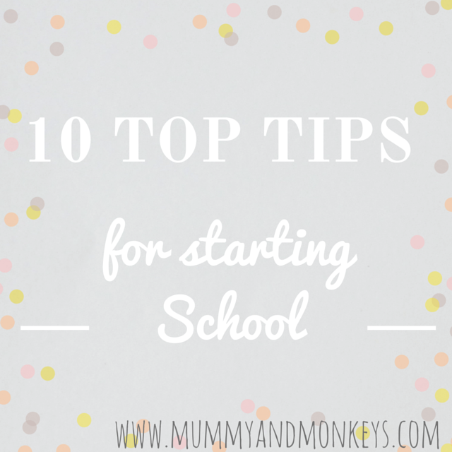 what your child should be able to do when starting school