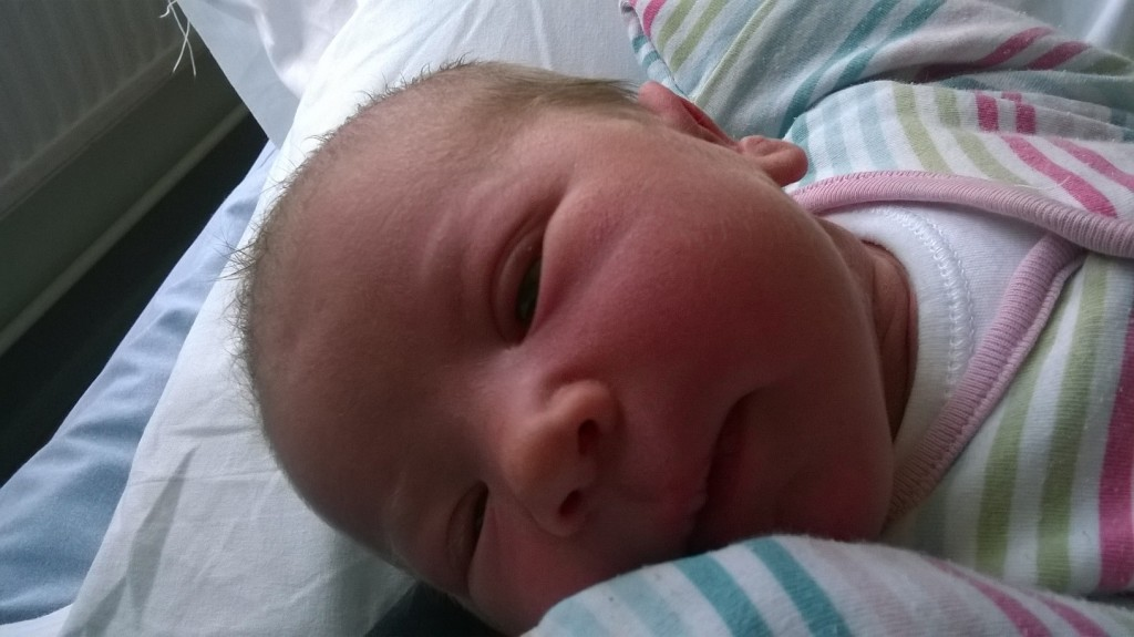 A birth story with a huge surprise at the end