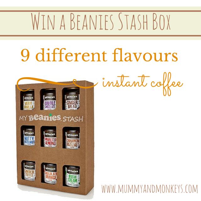 Win a Beanies Stash Box