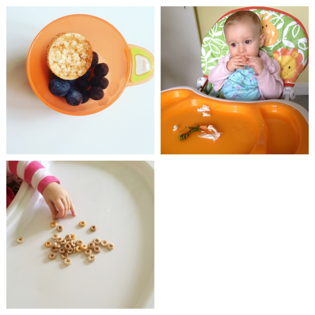 Free from dairy, soya, egg, peanut and strawberry baby meal ideas. BLW