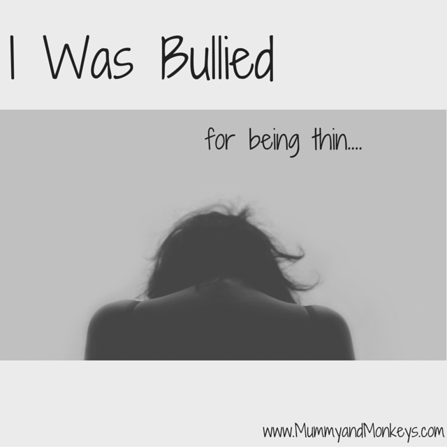 I Was Bullied for being thin