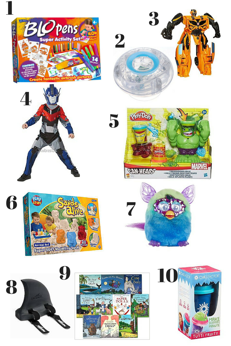 Top 10 Christmas Toys For 5 Year Old Boys