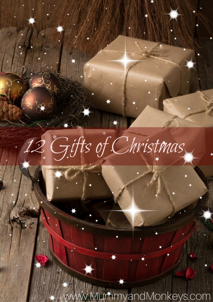 12 Gifts of Christmas. A series of competitions and reviews featuring unique gifts for all the family.