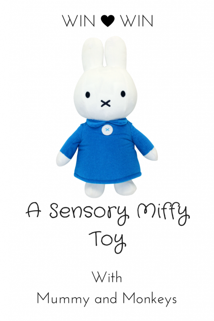 Win a talking Miffy Toy a unique Christmas present