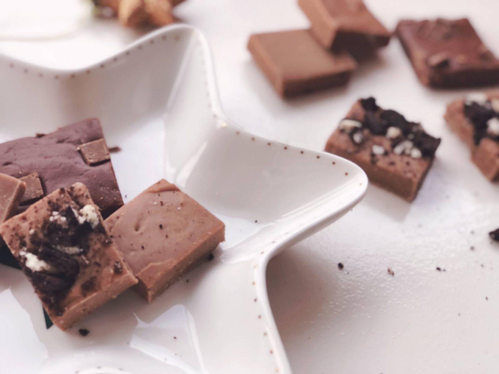 Make Some Easy Chocolate Fudge This Christmas