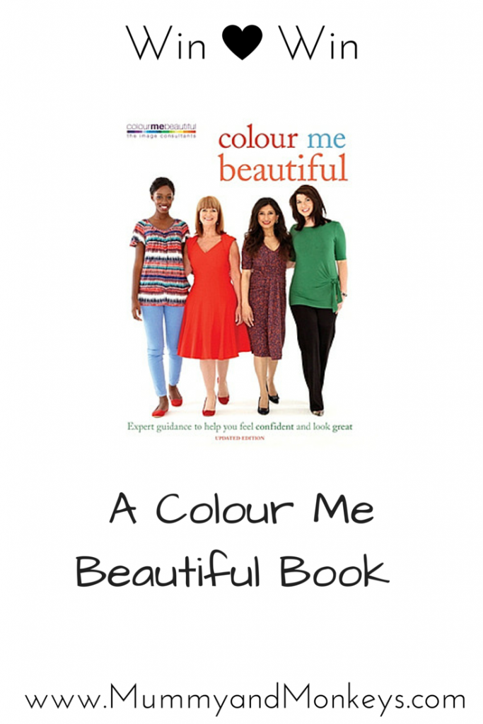 Win a Colour Me Beautiful Book