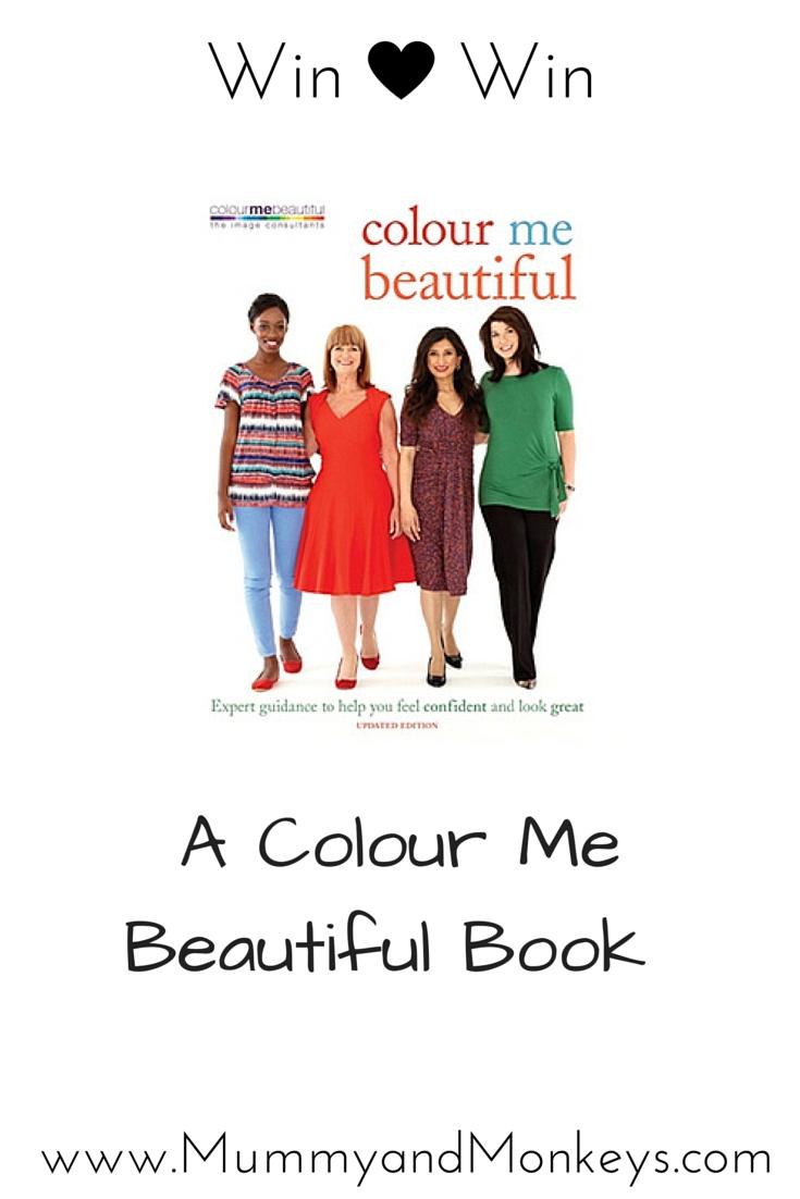 book color me beautiful : Win A Colour Me Beautiful Book
