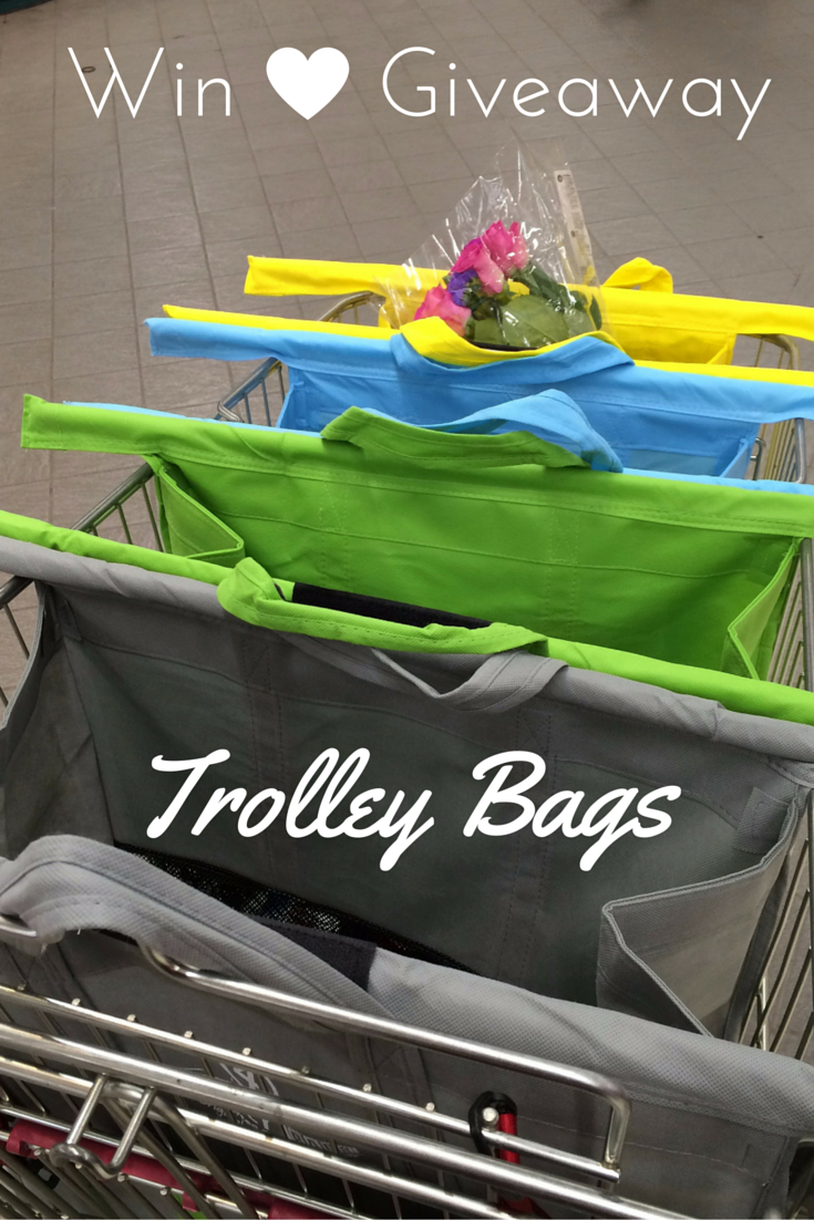 Trolley bags review and giveaway