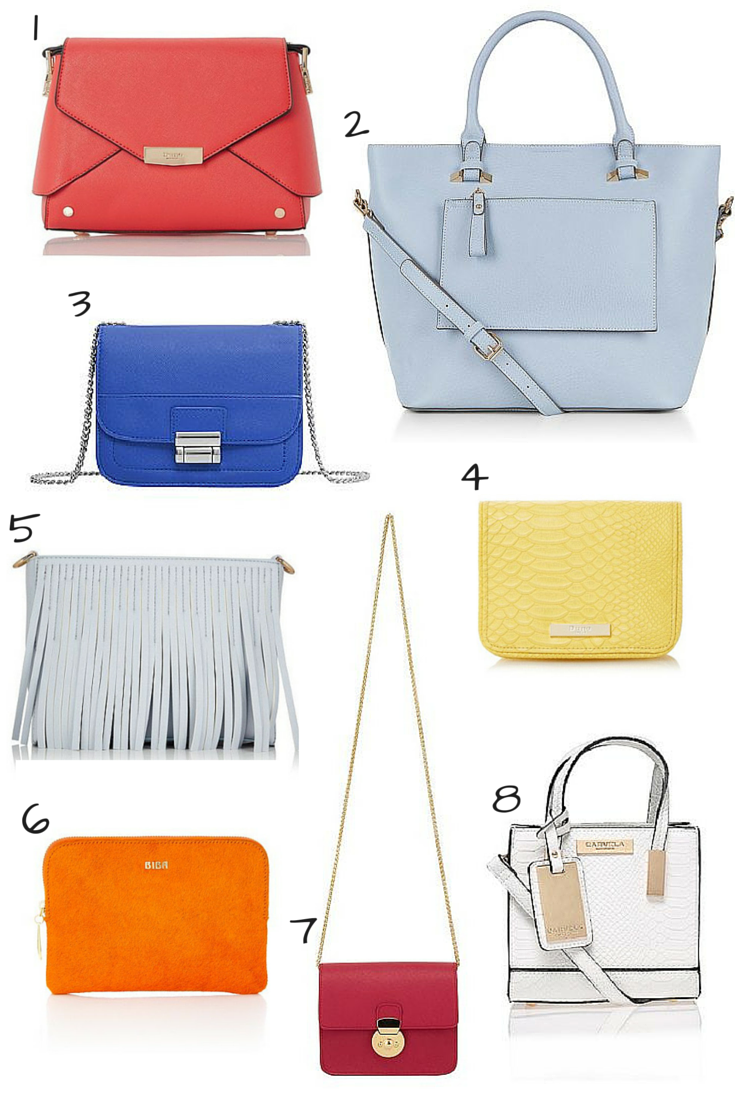 ss16 handbag wishlist from House of Fraser