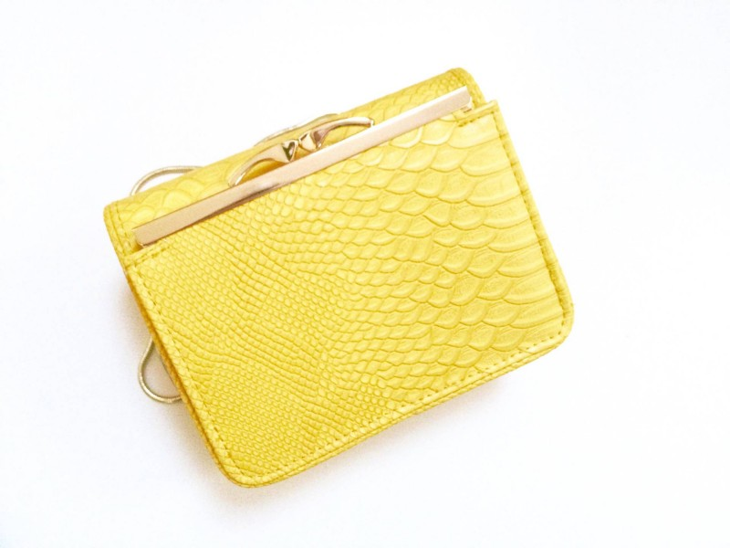 ss16 handbag wishlist yellow bag by dune