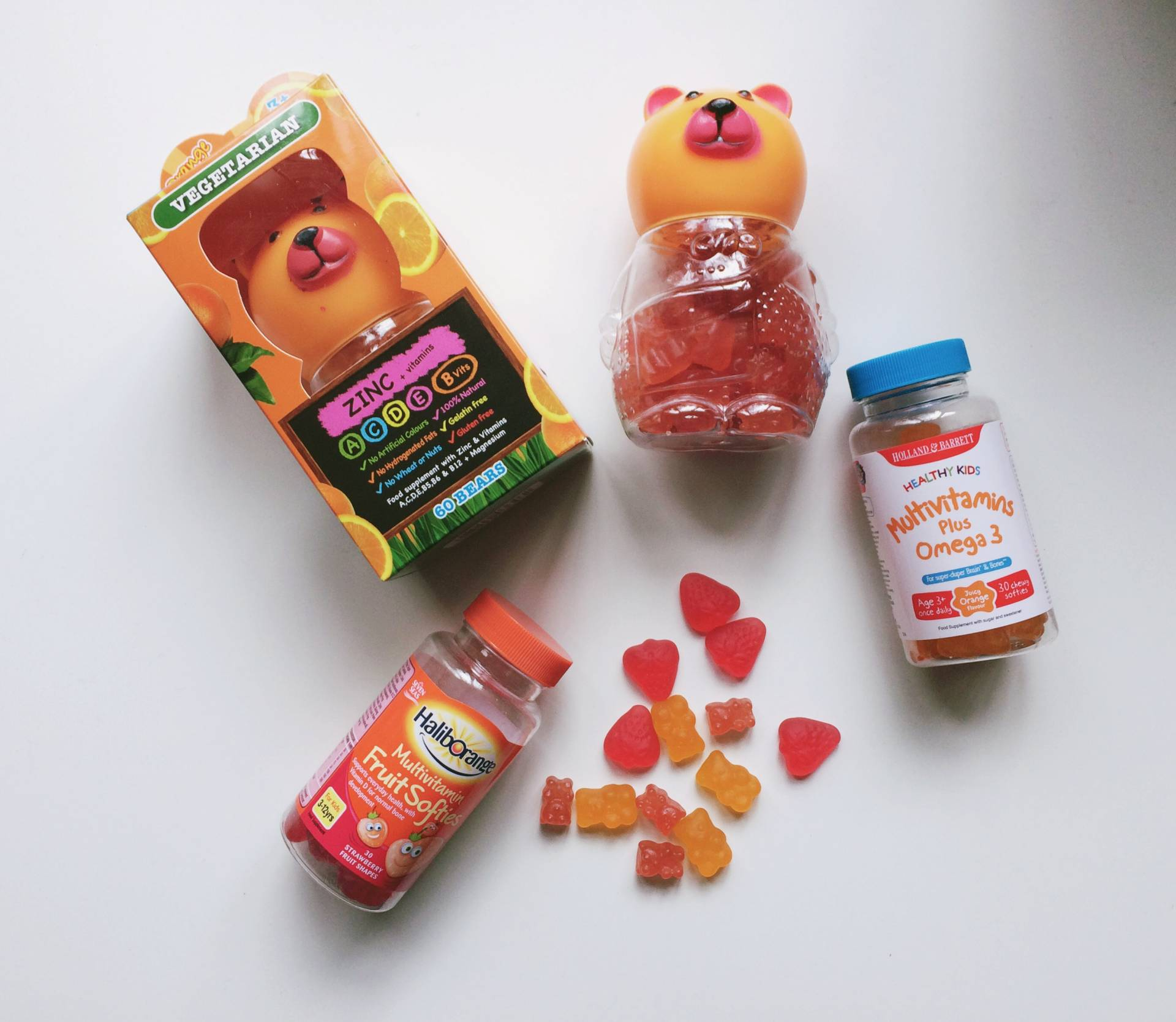 Childrens multivitamins review with Holland and Barrett