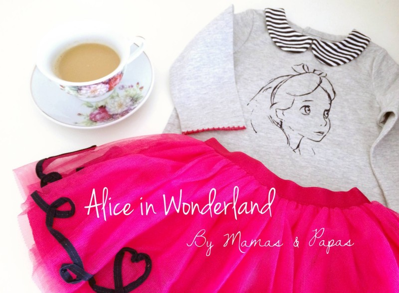 Alice in Wonderland by Mamas & Papas