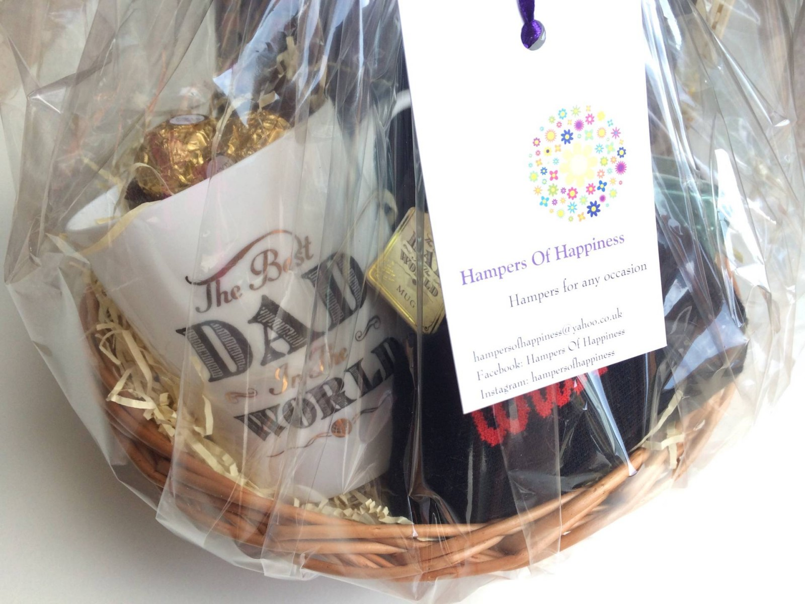 Fathers Day hamper Review and giveaway
