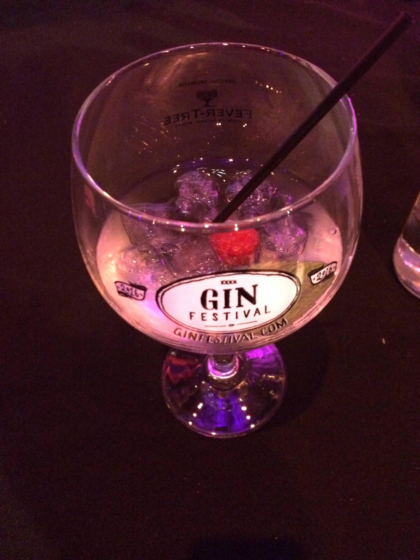 Gin Festival Cambridge