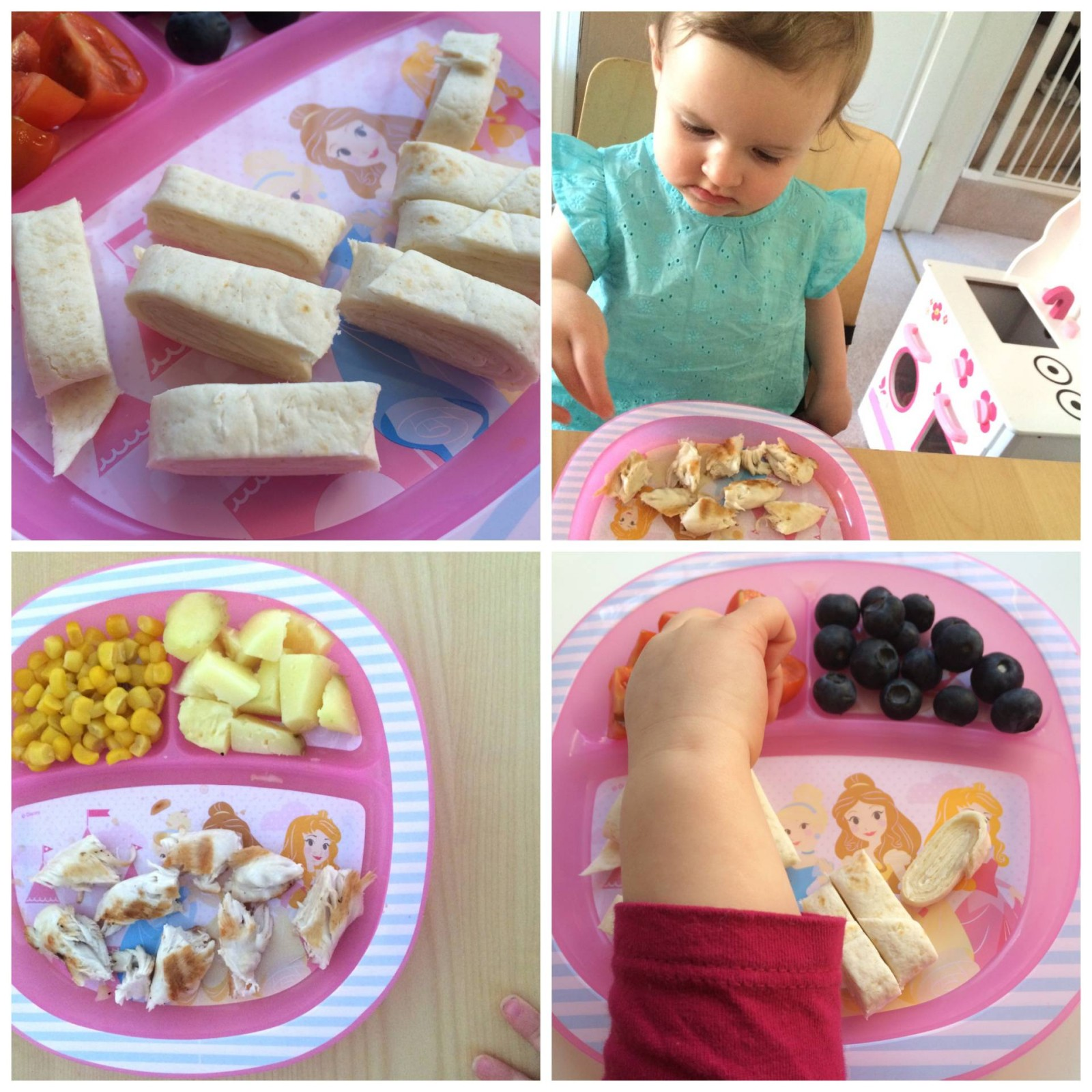 a day of allergy friendly meal ideas for toddler or baby BLW