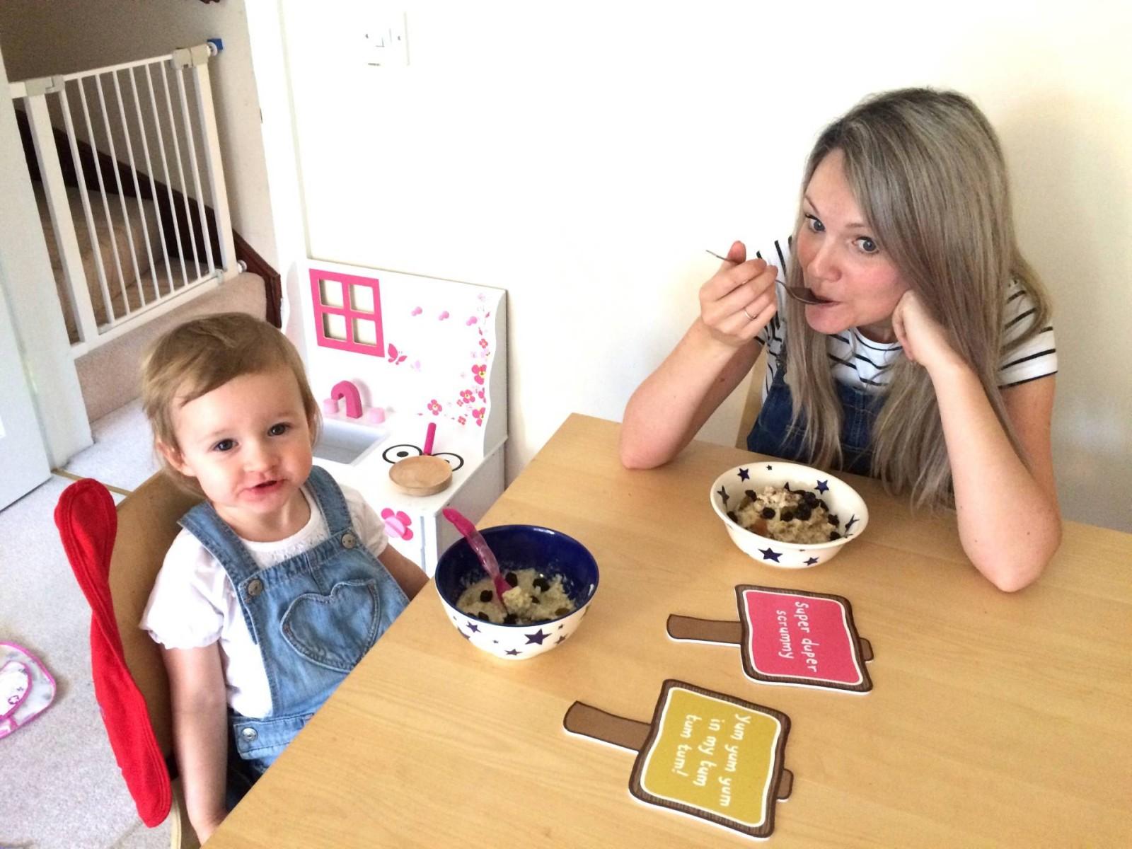Ella's Kitchen new cereals review