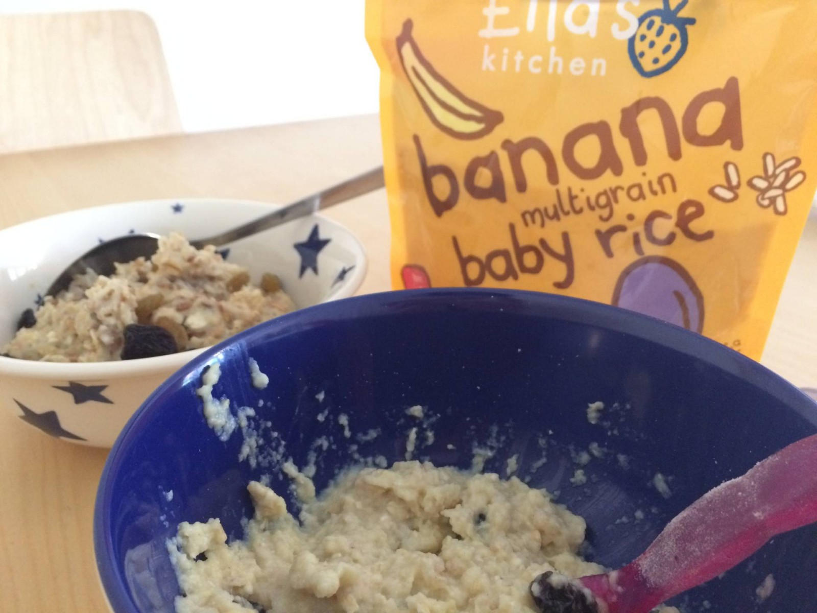 Ella's Kitchen cereal review