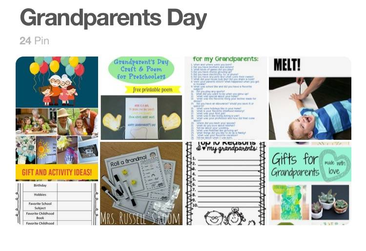 5 simple ways to celebrate grandparents day