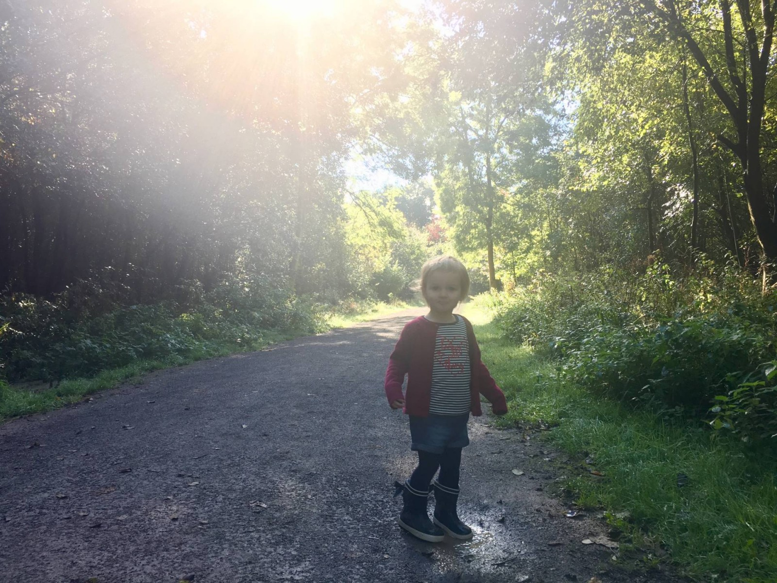 A day out at the Forest with #MamiaDaysOut challenge