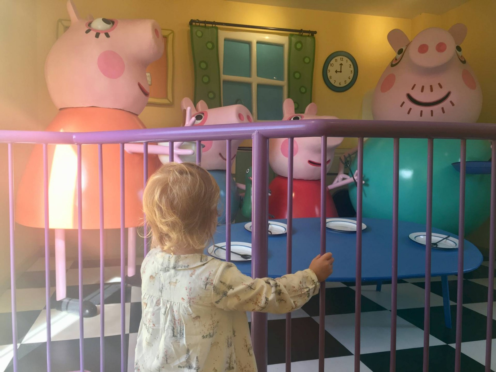 Peppa Pig World review and video