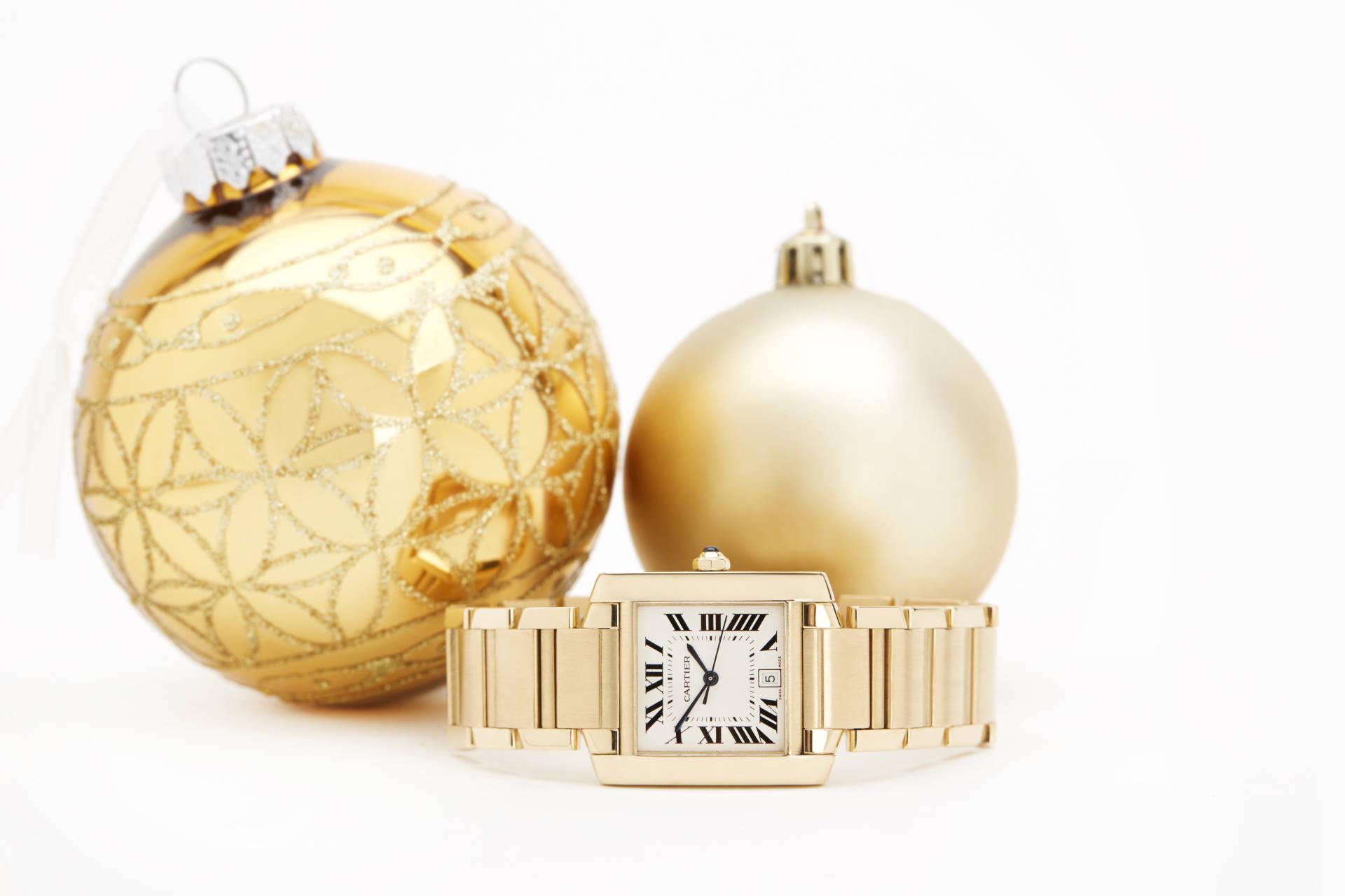 Christmas Cartier