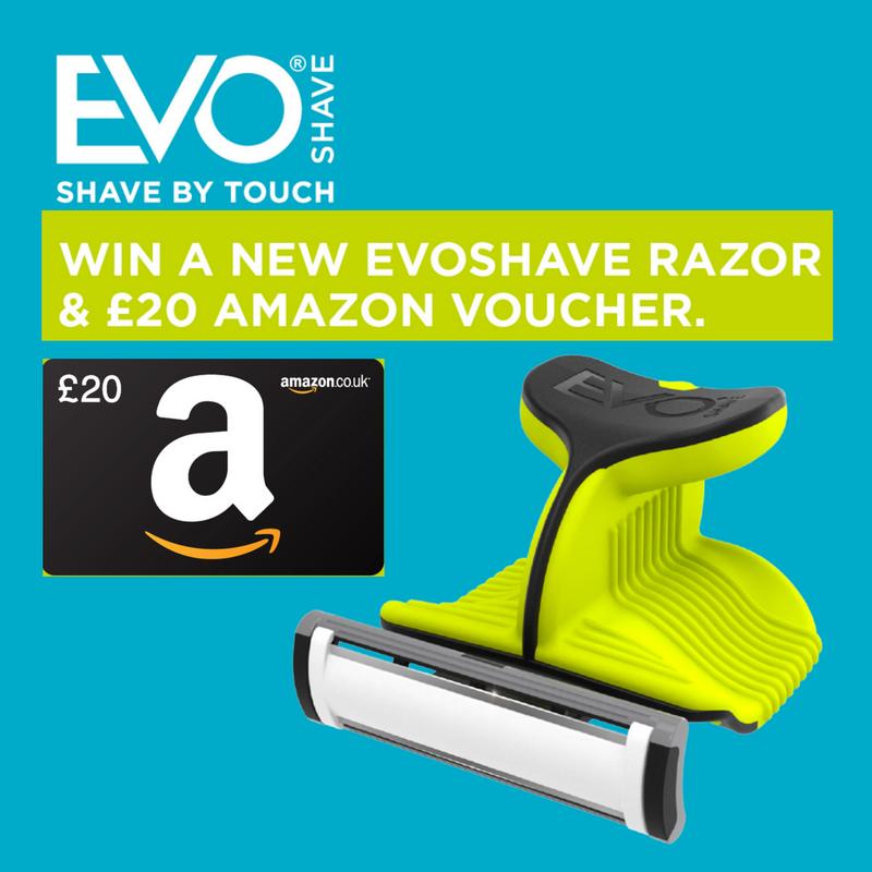 EvoShave Giveaway