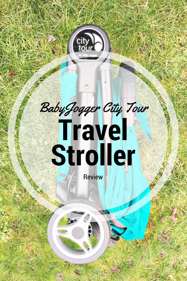 Baby Jogger City Tour Travel Stroller review