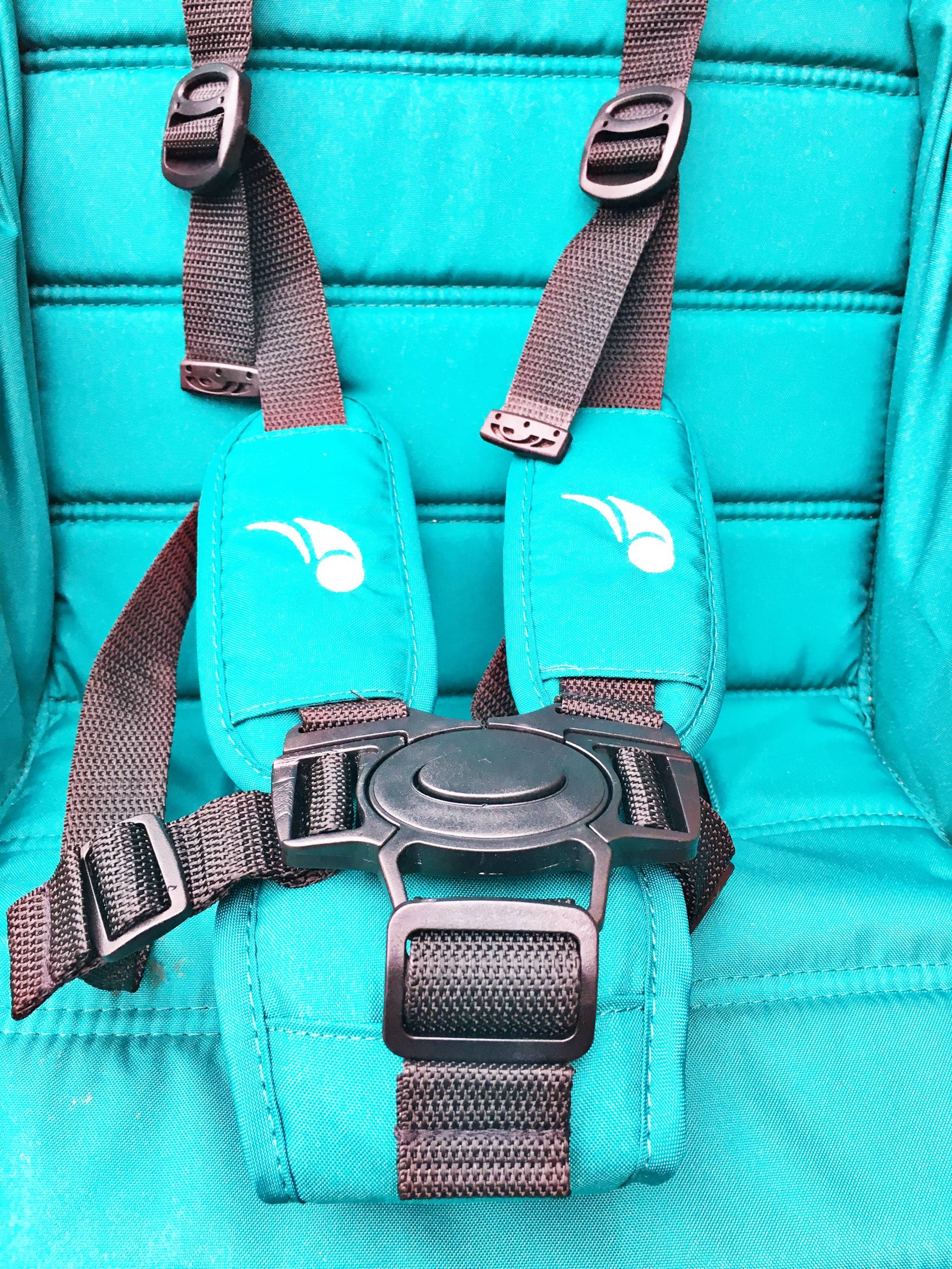 The Baby Jogger City Tour harness