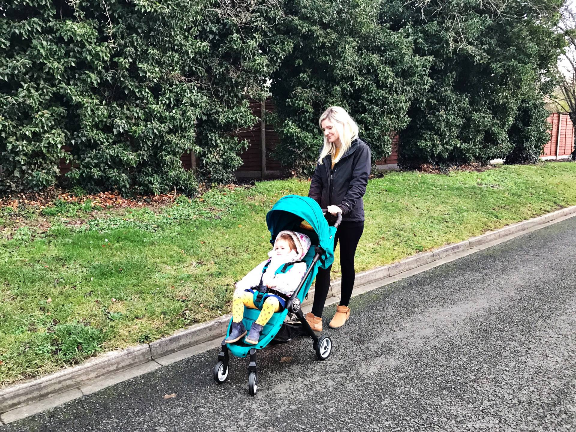 The Baby Jogger City Tour review