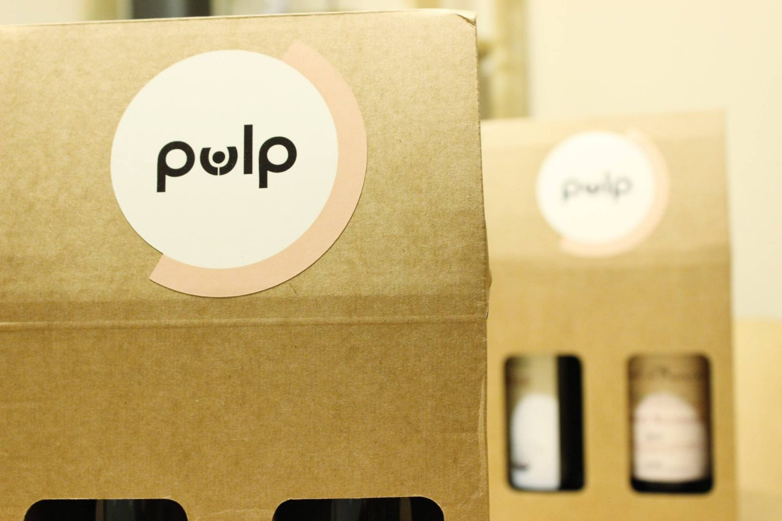 Pulp Wine – A wine lovers subscription box