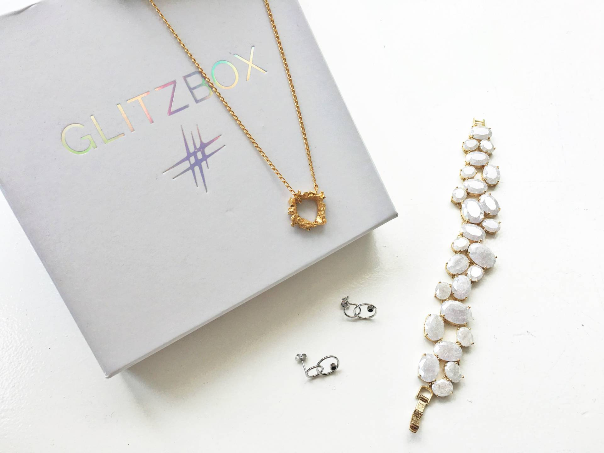 Glitzbox the new jewellery subscription box