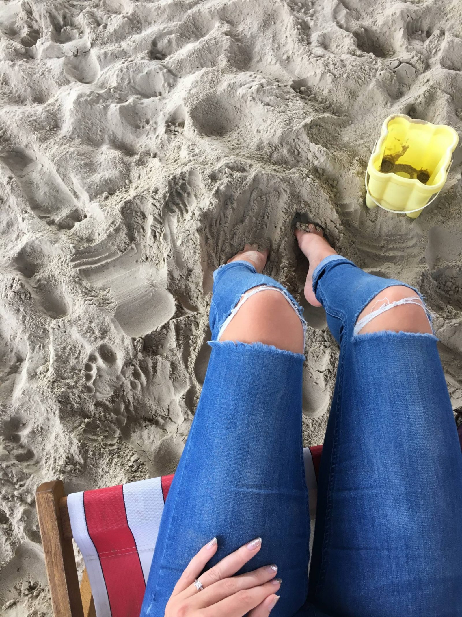 The end of an era, gym visits and an indoor beach #LittleLoves