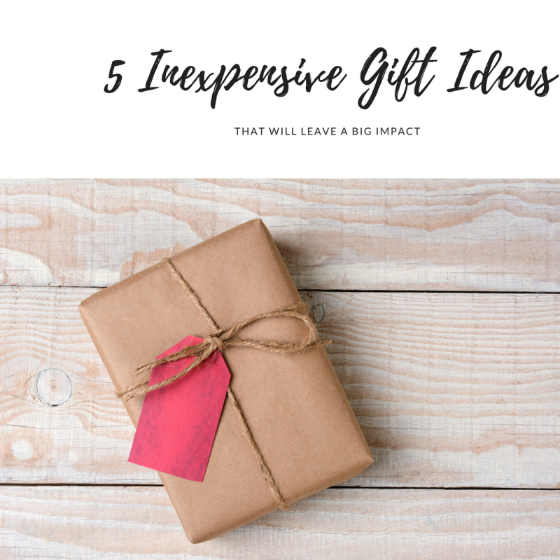 5 Inexpensive git ideas