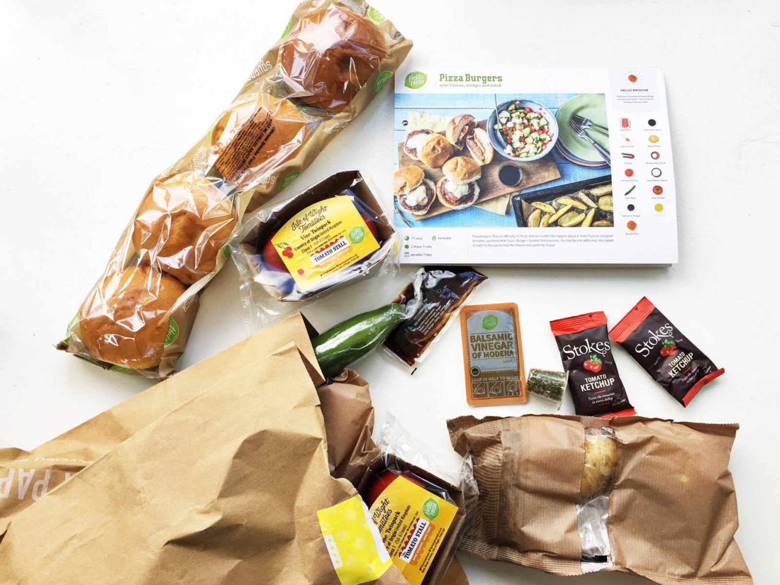 Can you #stressless with the new HelloFresh Family Box?