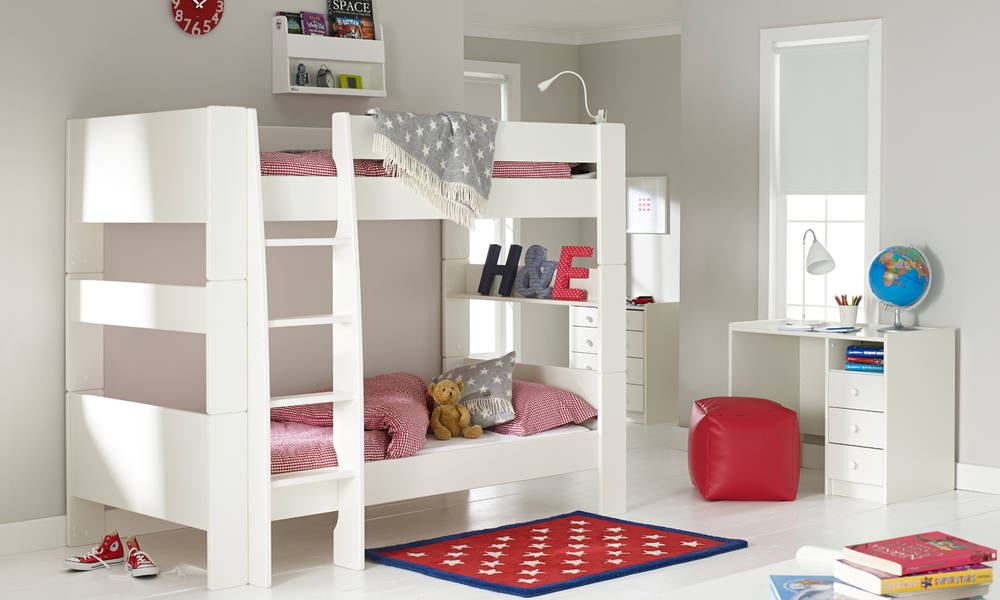 Win A Personalised Bunk Bed Buddy With Room To Grow And Tidy Books