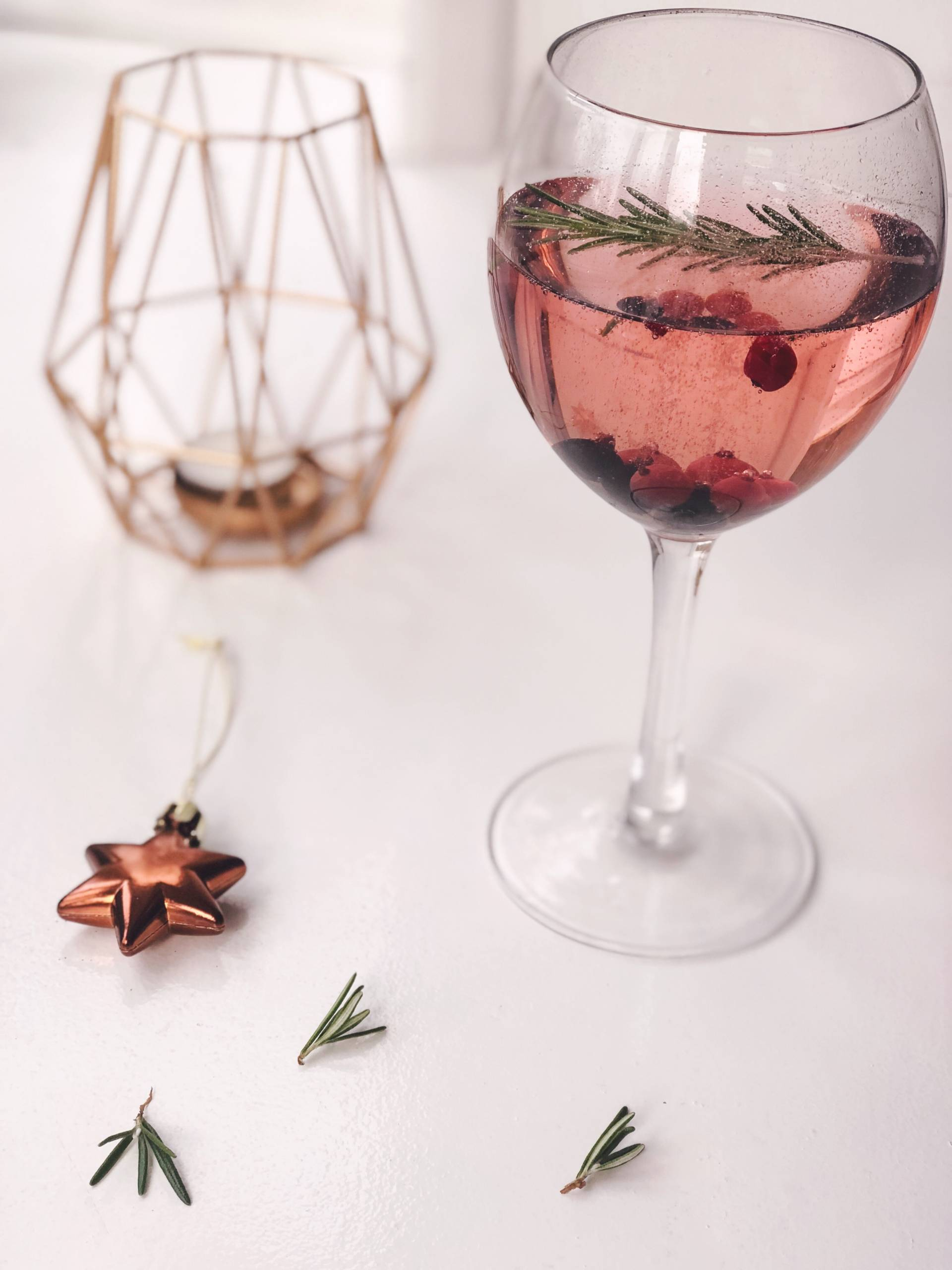 Christmas Gin Cocktail