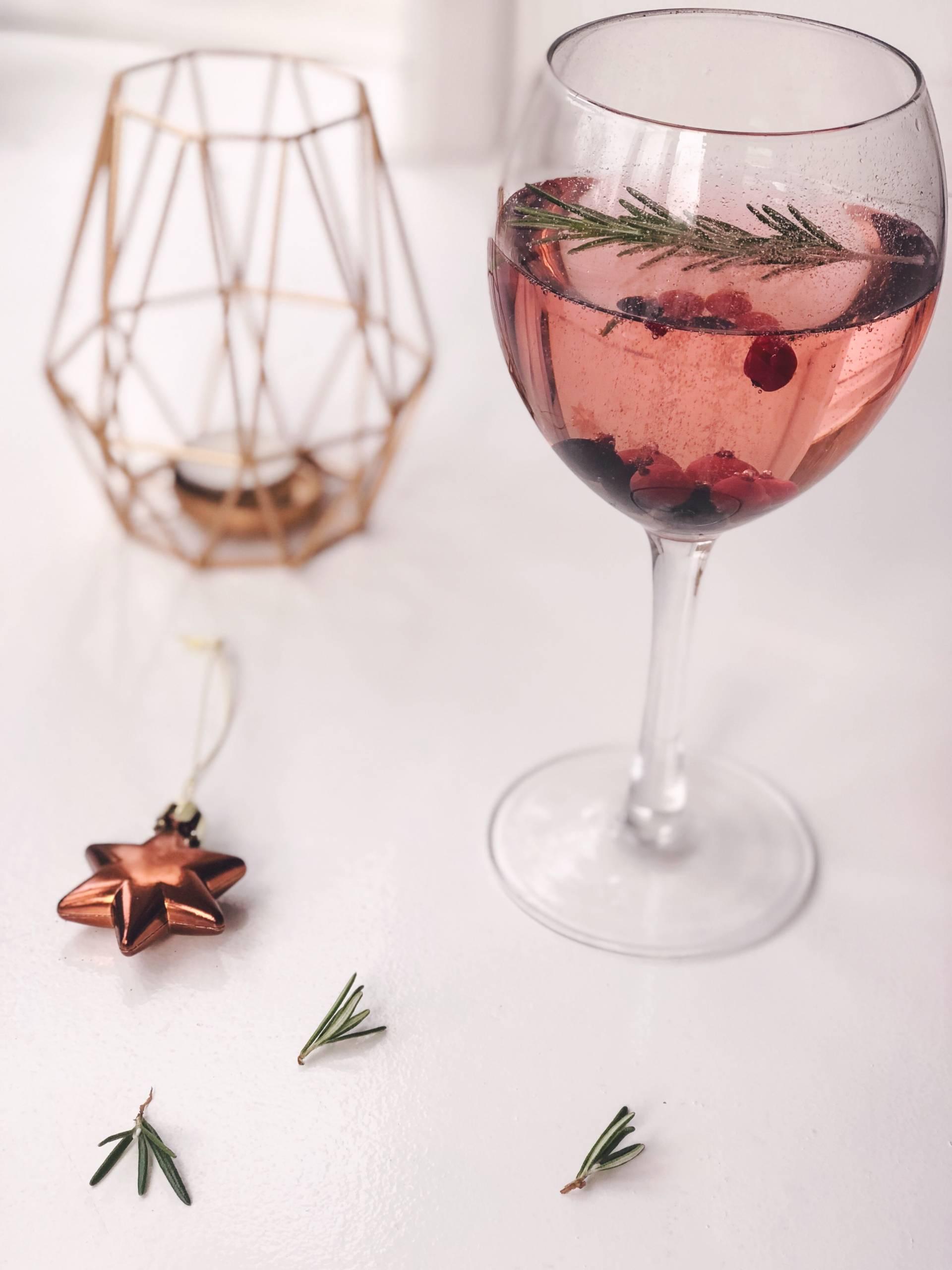 Christmas Gin Cocktail