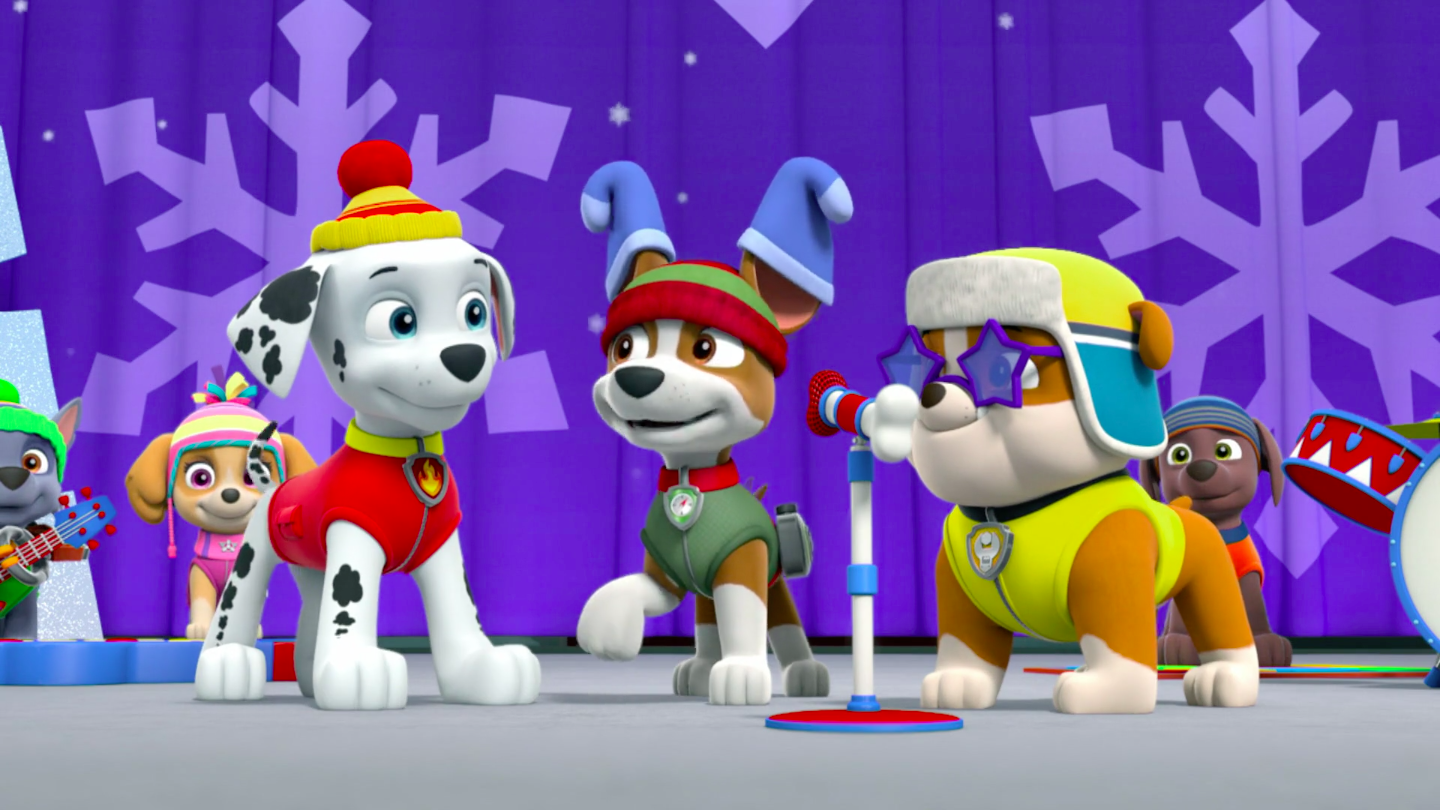 Nick jr 12 days of christmas giveaways site