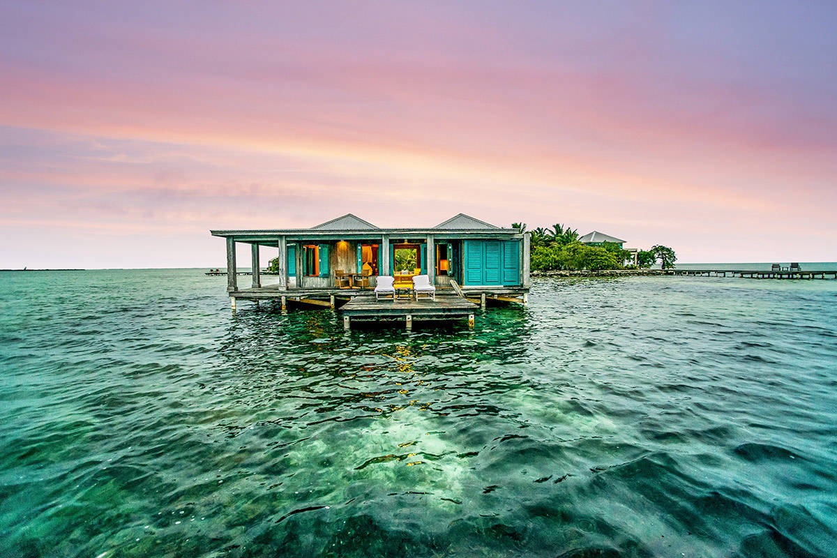 add Belize to your travel bucket list
