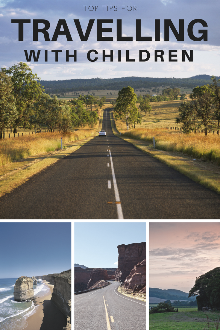 Travelling with children? Read these tips
