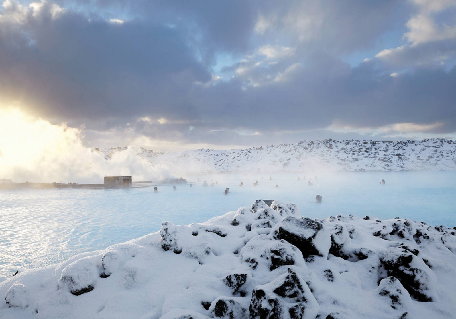 A Romantic Break To Iceland