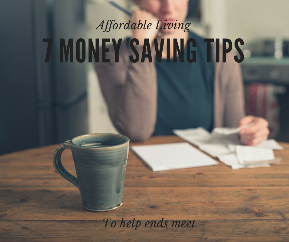 7 money saving tips