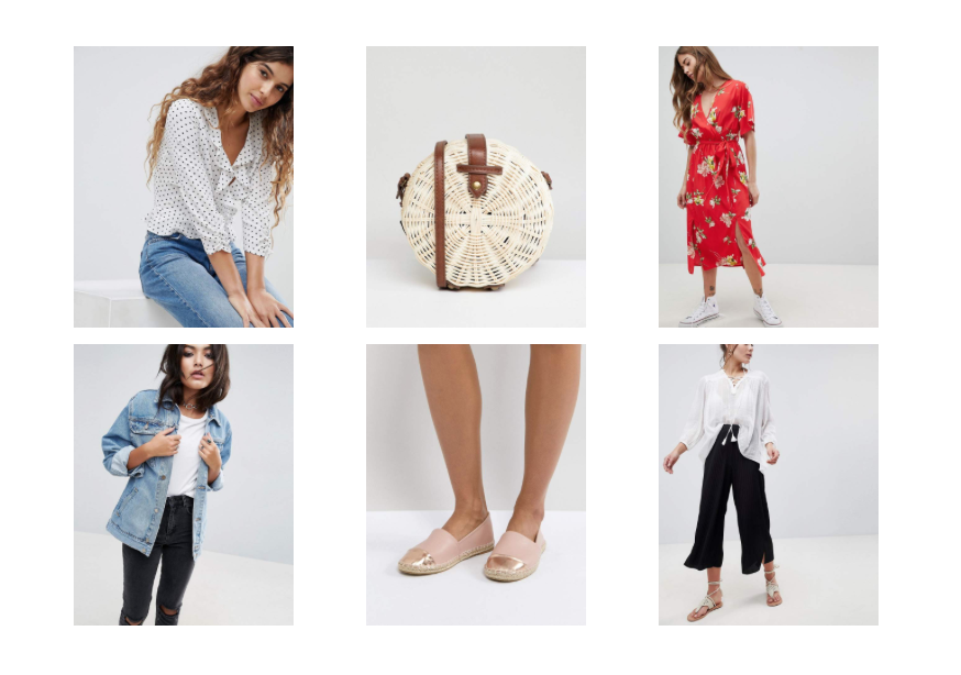 High Street Favourites To Buy