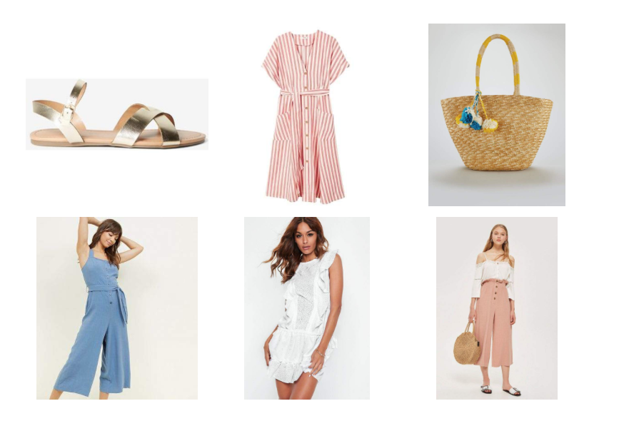 Affordable Fashion – Where I Shop and Items Under £30