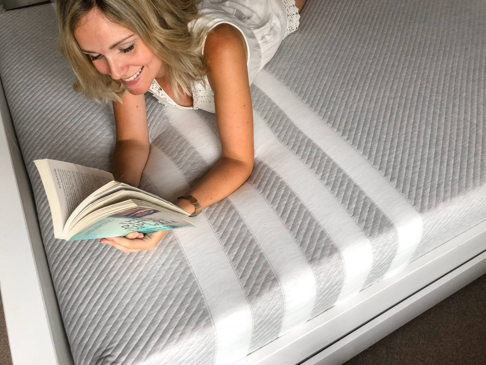 Could this be the comfiest mattress? – Leesa review and video