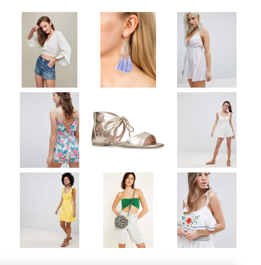 Summer Sales Wants – All under £22