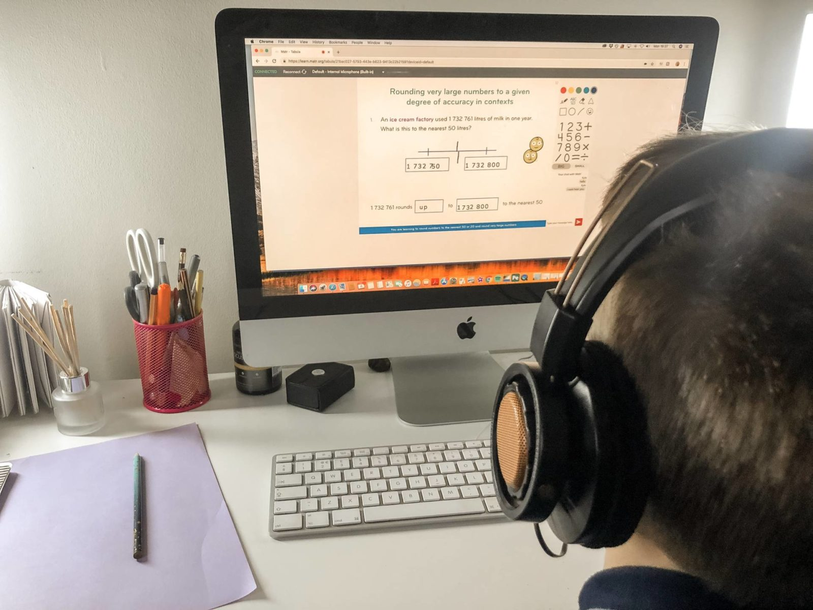 Matr Online One-To-One Maths Tuition
