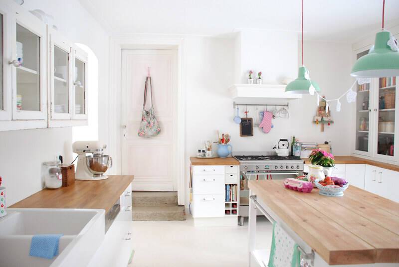 make your kitchen feel like new